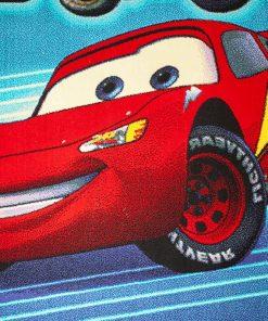 فرش ماشینی کودک افرند مدل 1051 - Afrand Cars Cartoon Carpet