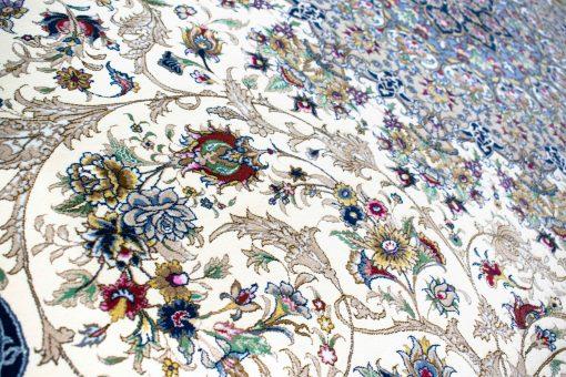 فرش ماشینی دستباف نما افرند کد 24700