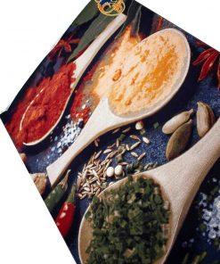 فرش فانتزی افرند مدل آشپزخانه کد 158