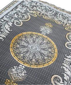 فرش ماشینی افرند طرح پتینه کد 6618
