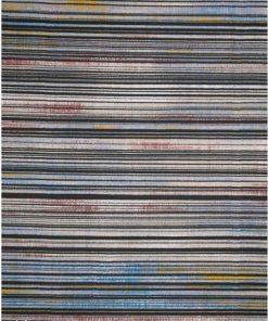 فرش ماشینی افرند طرح پتینه کد 6623