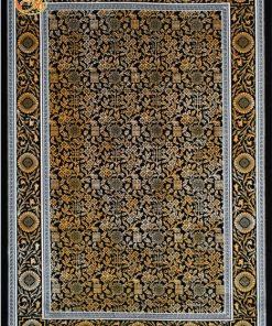 فرش ماشینی افرند طرح پتینه کد 6614