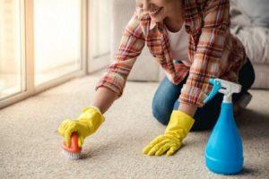 نگهداری فرش ماشینی